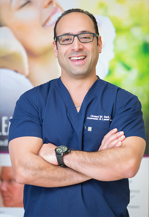 Meet Omeed Sani, MD